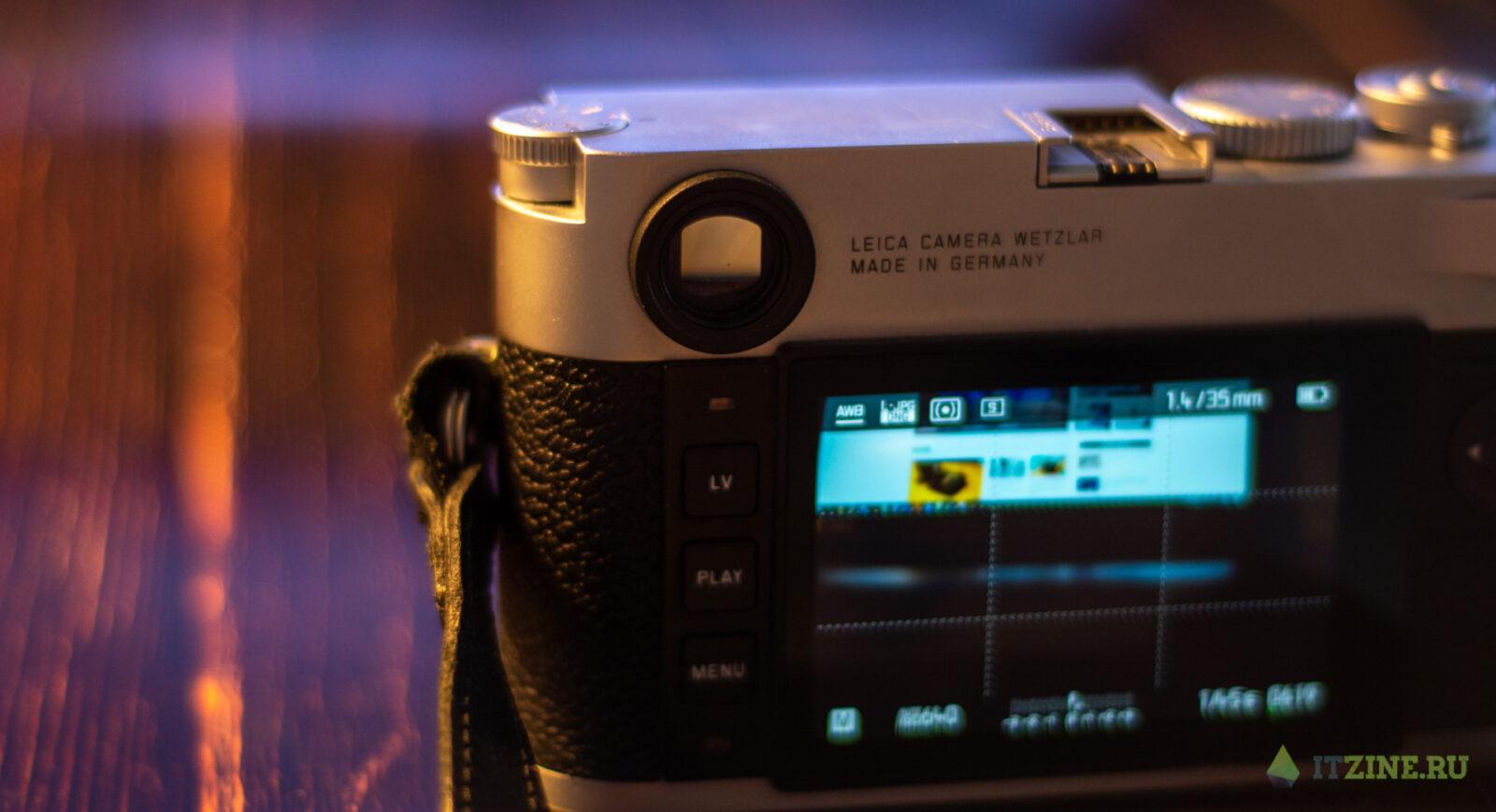 Обзор камеры Leica M10: круче просто некуда (DSC 9351)