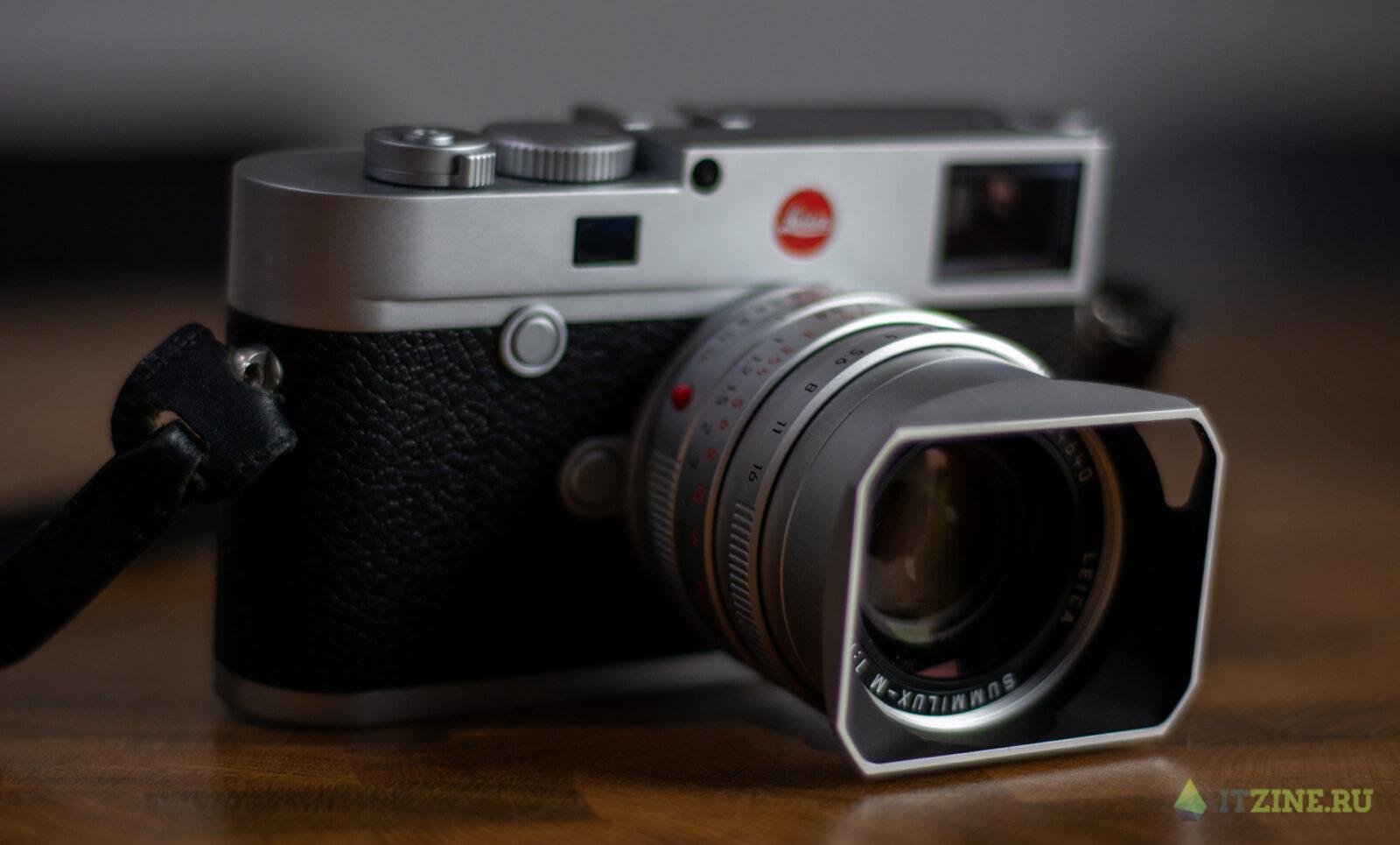 Обзор камеры Leica M10: круче просто некуда (DSC 9411)