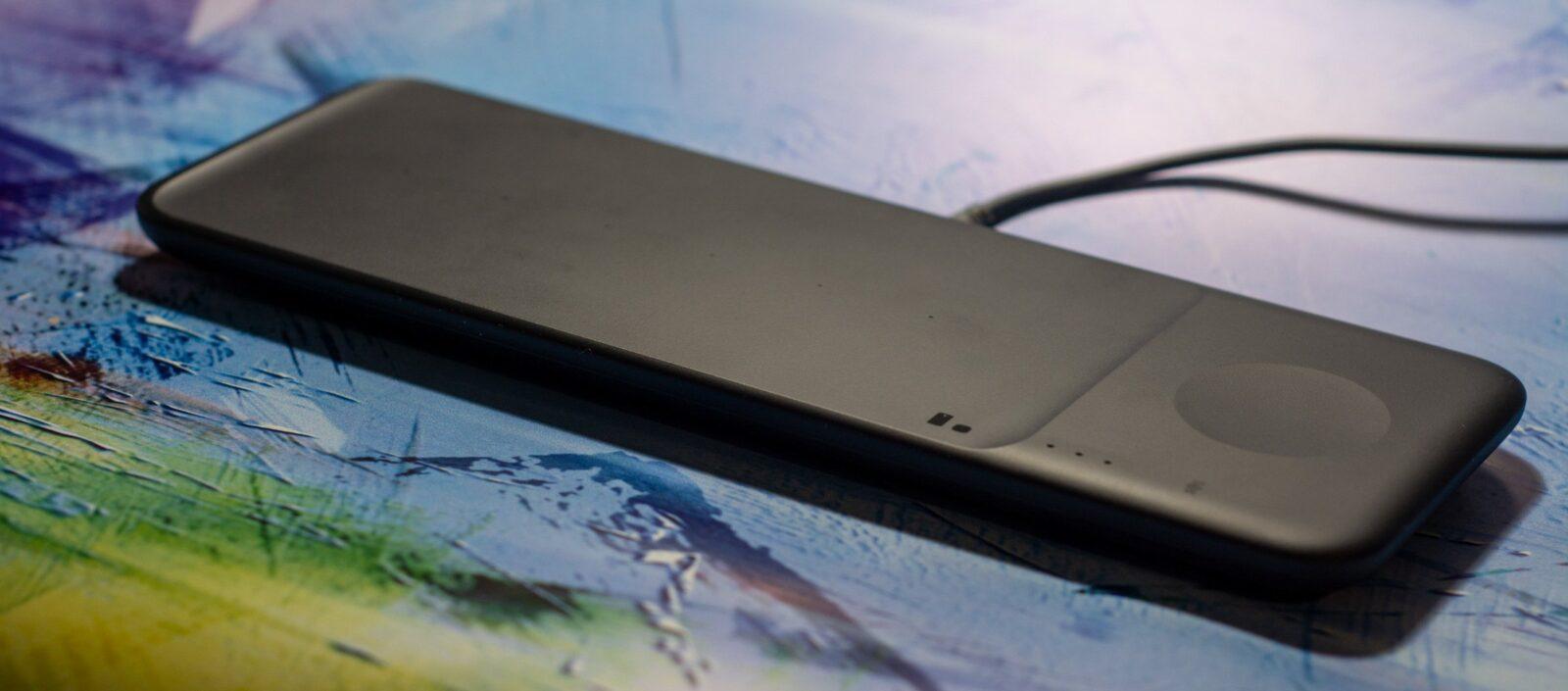 Обзор Samsung Wireless Charger Trio: без проводов и для трёх устройств (DSC 9750)