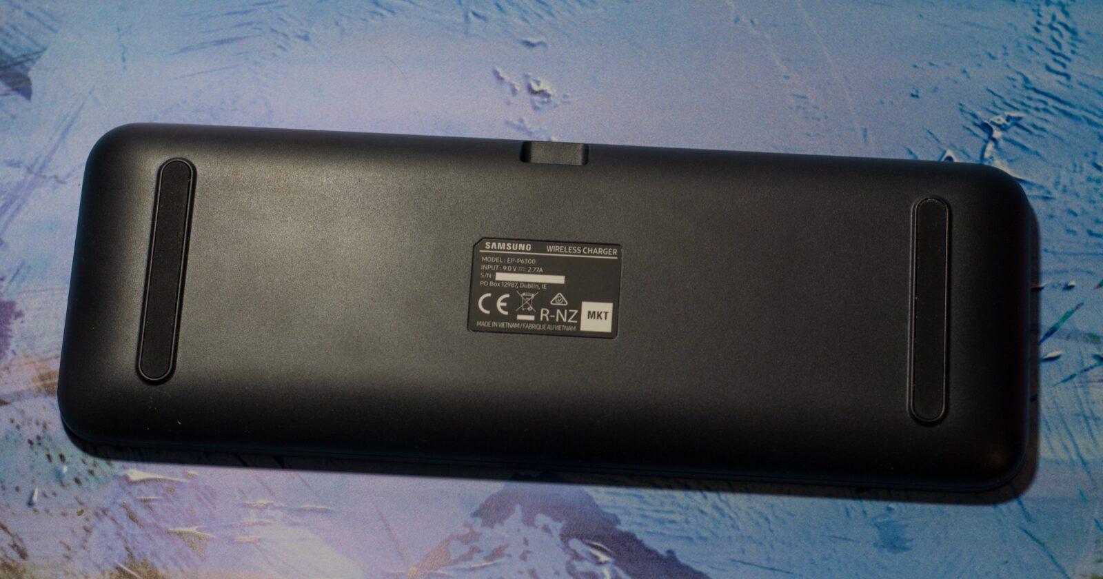 Обзор Samsung Wireless Charger Trio: без проводов и для трёх устройств (DSC 9751)