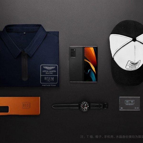 Samsung сделала специальный Galaxy Z Fold 2 совместно с Aston Martin (ElpyrMkVMAAOYYg large)