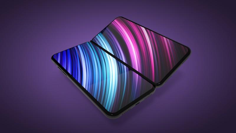 Apple прекратит производство iPad Mini после выпуска складного iPhone (Foldable iPhone Prototype)