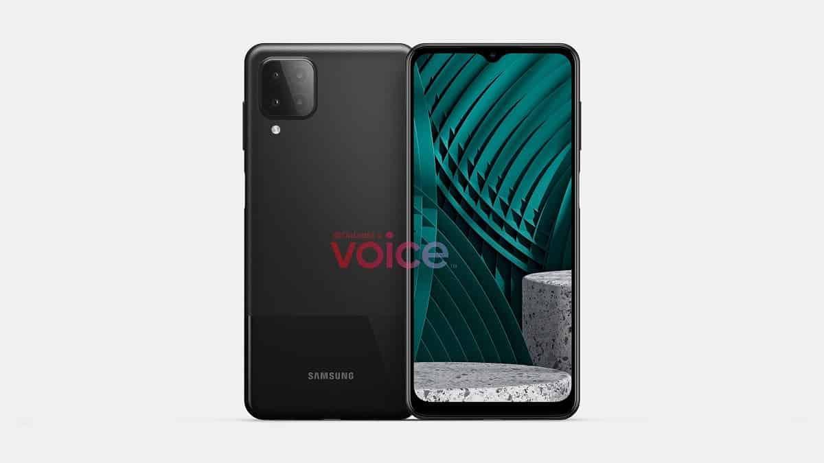 Samsung Galaxy M12 появляется на качественных снимках (Galaxy M12 1)