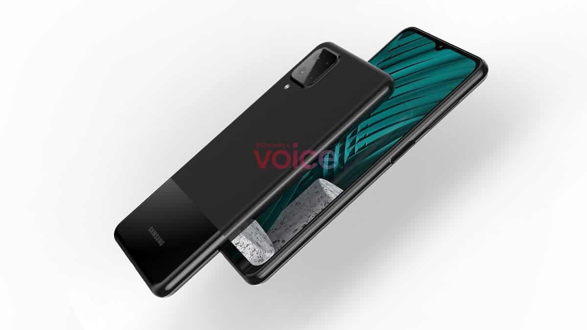 Samsung Galaxy M12 появляется на качественных снимках (Galaxy M12 3)