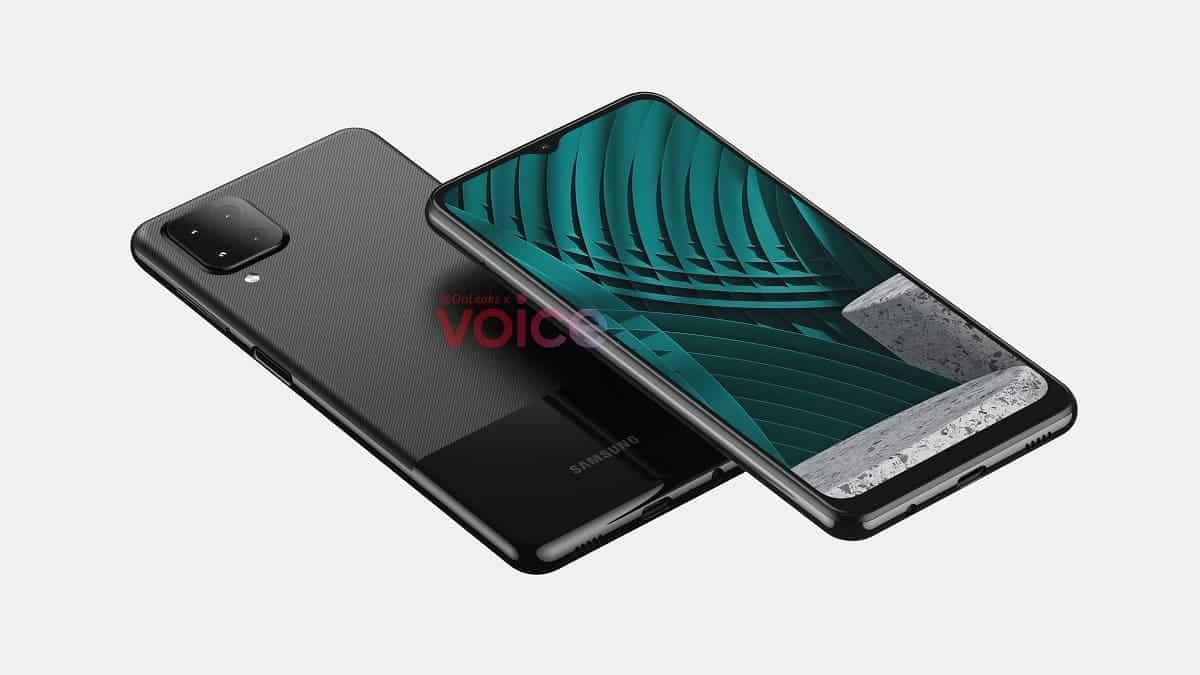 Samsung Galaxy M12 появляется на качественных снимках (Galaxy M12 4)