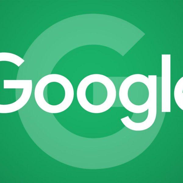 Google вводит лимиты на объём данных, которые могут хранить пользователи (Google logo green background 1440x900)