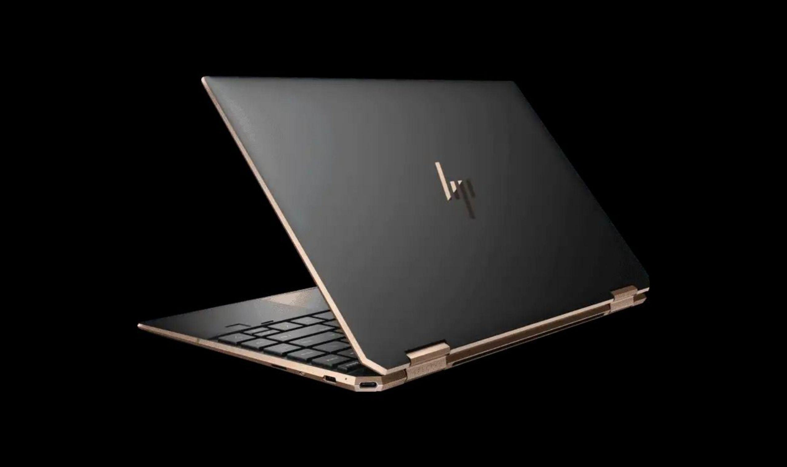 HP стал крупнейшем брендом ноутбуков в прошедшем квартале (HP Spectre x360 13 aw0205tu scaled)