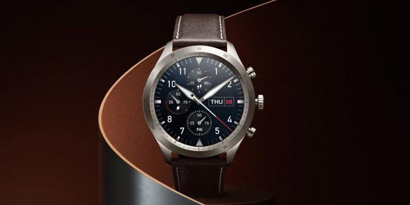 Huami представила новые флагманские умные часы. Они могут снять ЭКГ (Huami Zepp Z 2)