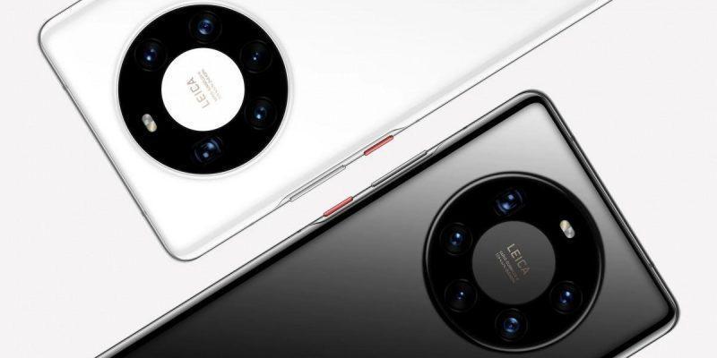 Huawei отметила 100-миллионнную продажу Mate 40 парадом дронов (Huawei Mate 40 Pro reveal 2 large)