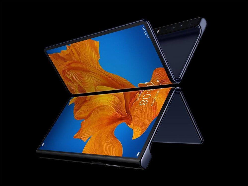 ТОП-5 складных смартфонов 2020 года (HuaweiMateXs 3)