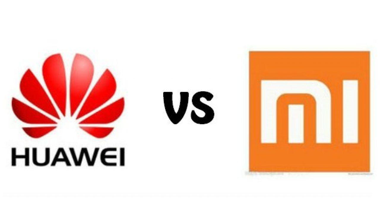 Xiaomi обошла Huawei по объёму отгрузок смартфонов в России (Huawei Xiaomi 1)