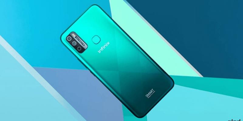 Infinix выпустил смартфон с хорошими характеристиками за 94 доллара (Infinix Smart 4 Plus 1)