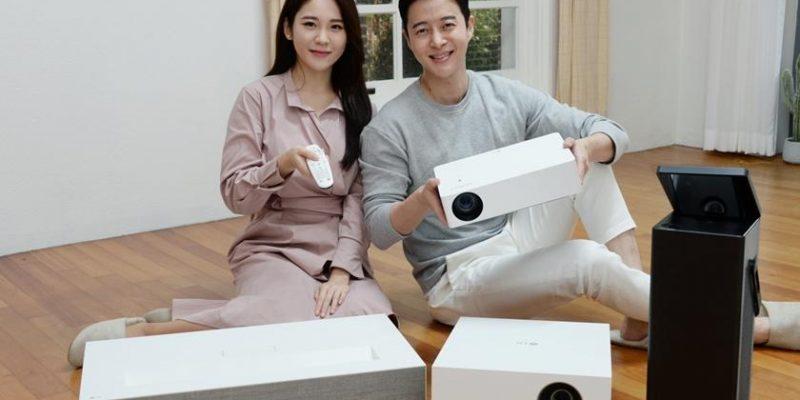 LG представила новый 4K-проектор за 3400 долларов (LG Cinebeam LASER 4K 4)