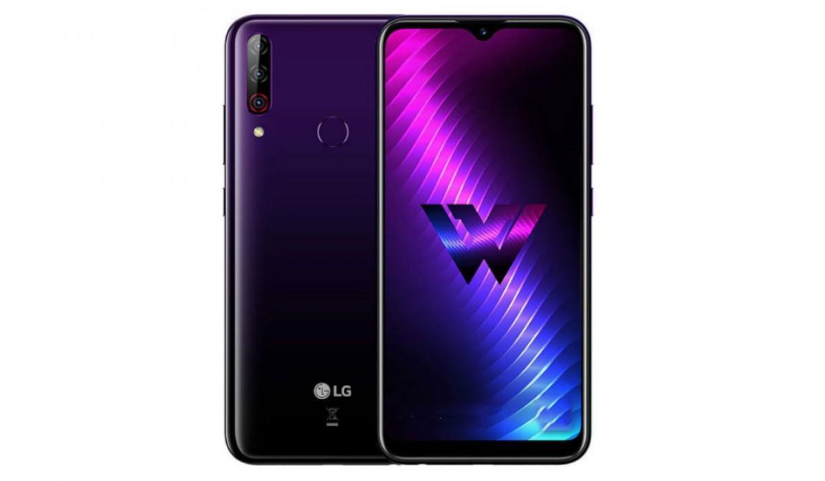 LG выпустила три новых смартфона - LG W11, W31 и W31+ (LG W31)