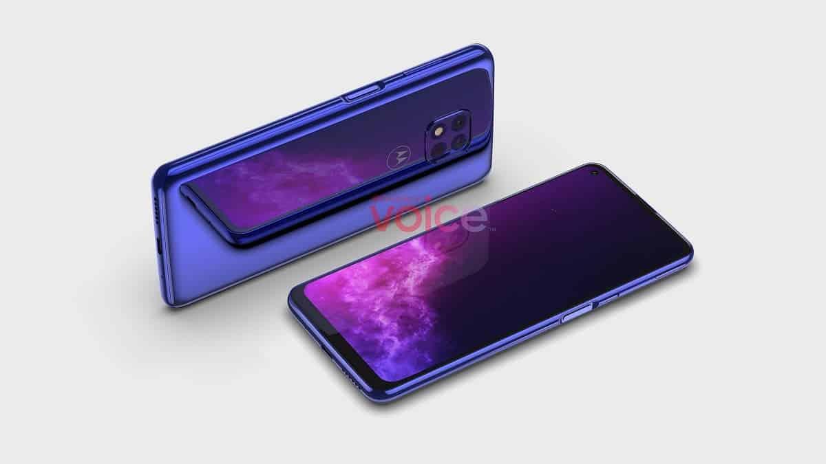 В сеть слили рендеры предстоящего смартфона Moto G10 Play (Moto G10 Play 4)