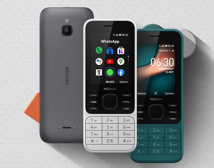 HMD Global перевыпустила культовые смартфоны 90-х (Nokia 6300 4G 1)