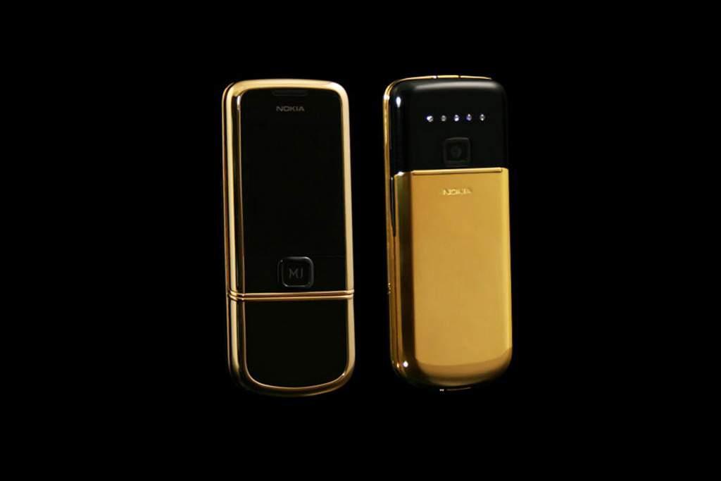 В сеть слили характеристики звонилок Nokia 6300 и Nokia 8000 (Nokia 8800 Arte Diamond Luxury Gold)
