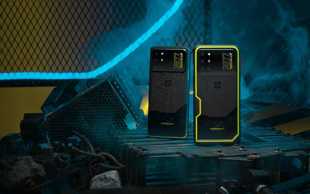 Представлен OnePlus 8T Cyberpunk 2077 Edition. Его оценили в 597 долларов (OnePlus 8T CyberPunk 2077 Limited Edition 02)