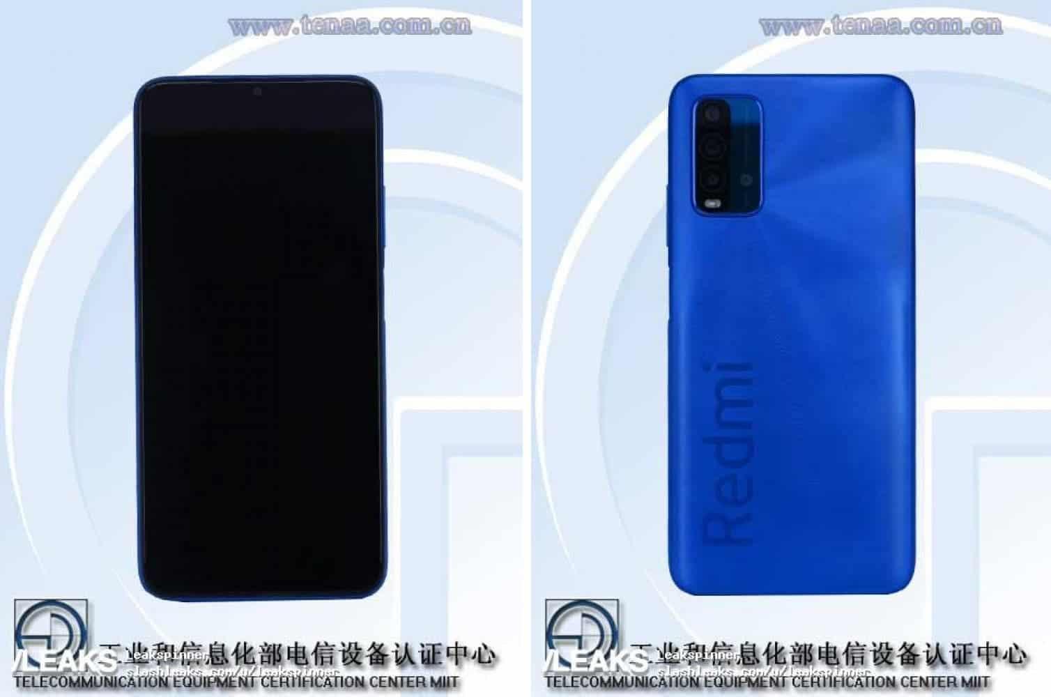 В сеть слили характеристики и изображения смартфона Redmi Note 10 (Redmi Note 10 2)