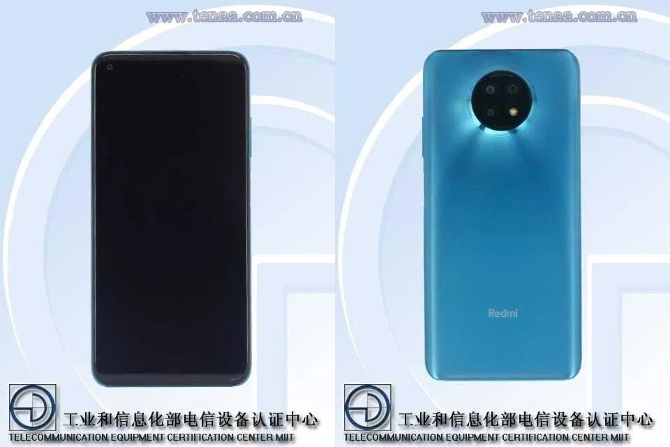 Xiaomi готовится представить новый смартфон Redmi Note 9T (Redmi Note 9)