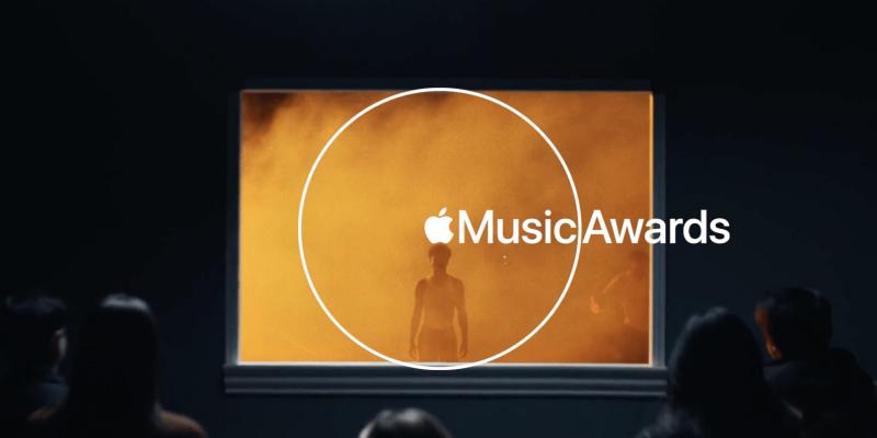 Apple объявила итоги второй ежегодной премии Apple Music Awards (Screen Shot 2020 11 19 at 5.13.13 AM)