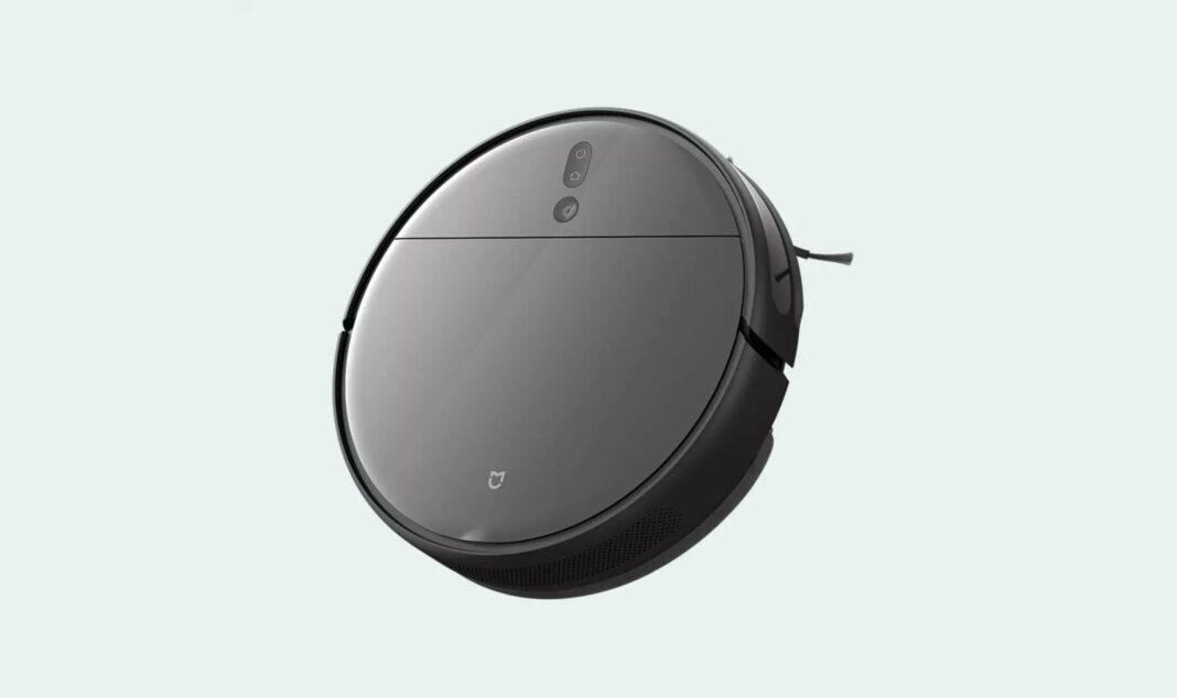 Xiaomi представила робот-пылесос за 344 доллара (Xiaomi MIJIA Robot Vacuum Mop 1T Featured 01 1068x634 1)