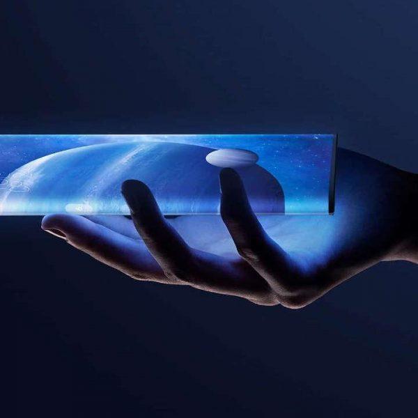 Samsung готовит смартфон наподобие Xiaomi Mi Mix Alpha (Xiaomi mi mix alpha)