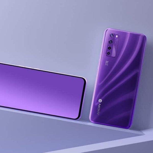 ZTE анонсировала специальную версию своего смартфона с подэкранной камерой (ZTE Axon 20 5G image 2 0 large)