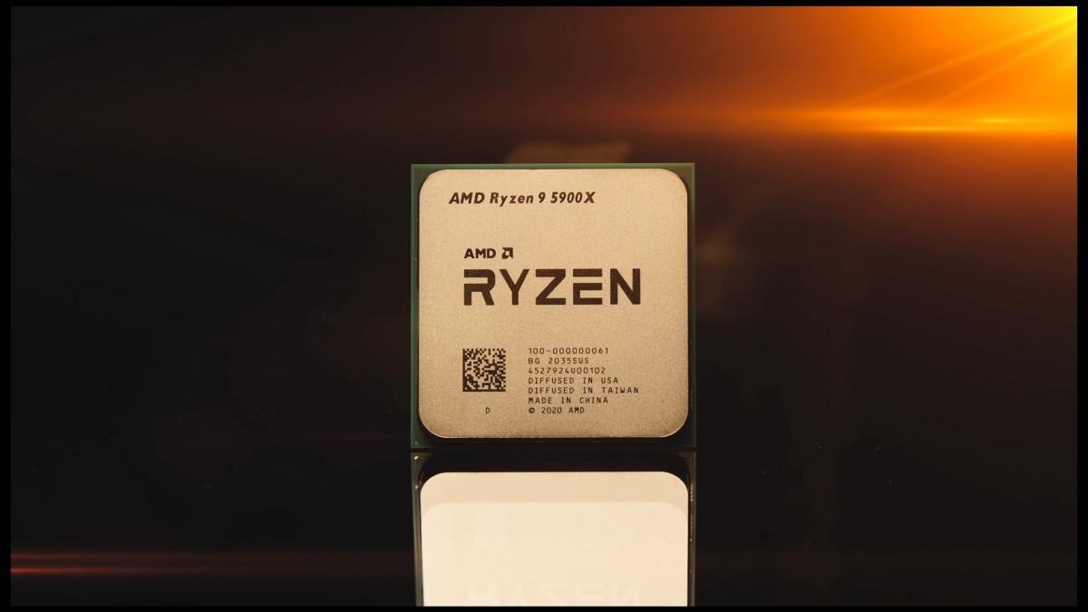 В сеть опубликовали первые игровые тесты процессоров AMD серии Ryzen 5000 (amd ryzen 2)
