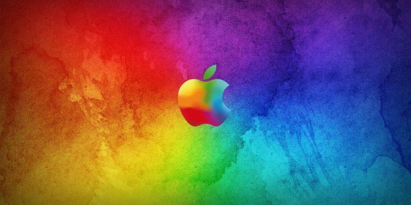 Apple раскритиковали за выборочное снижение комиссии разработчикам приложений (apple mac logo logotip)