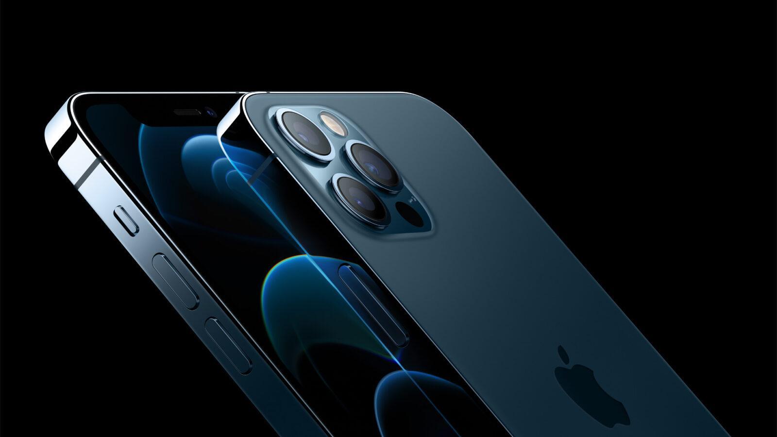 В России начались продажи iPhone 12 Pro Max и iPhone 12 mini (apple announce iphone12pro 10132020)