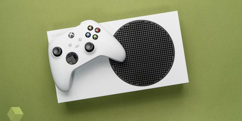Xbox Series S получила 364 ГБ памяти, а не 512 ГБ (biOOlIpUGIBg)
