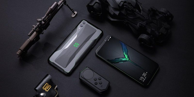 Новый смартфон Black Shark в чём-то превзойдет iPhone 12 Pro (black shark 2 image)