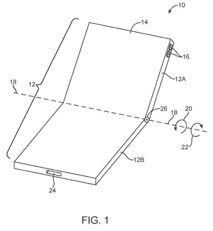 Apple выпустит складной iPhone в 2022 году (gsmarena 001)