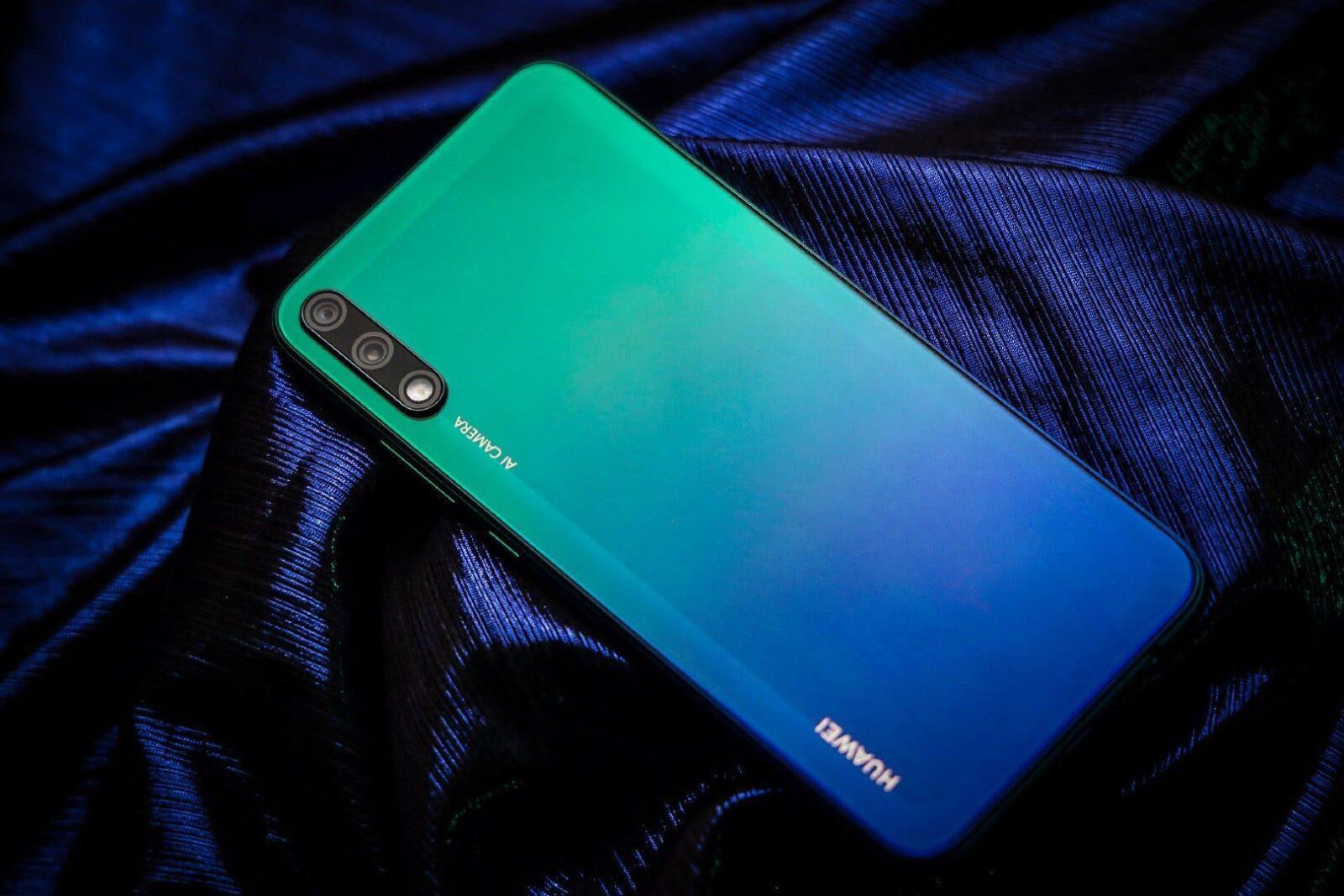 Huawei готовится к запуску нового устройства на базе Dimensity 700 (huawei nova 5z)