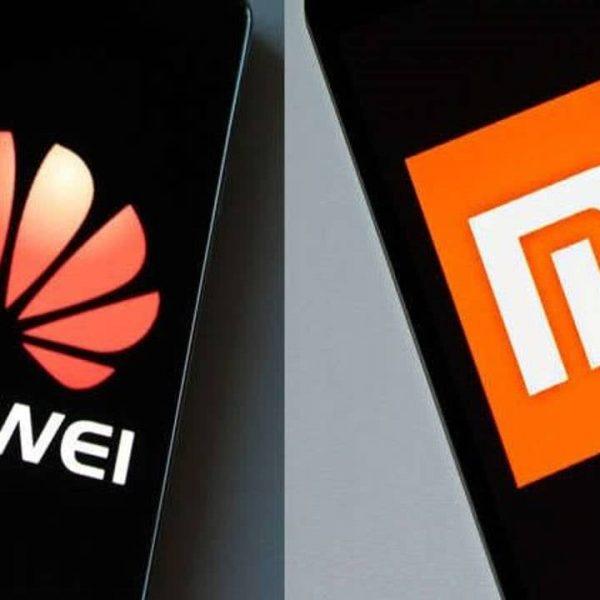 Xiaomi обошла Huawei по объёму отгрузок смартфонов в России (huawei xiaomi)