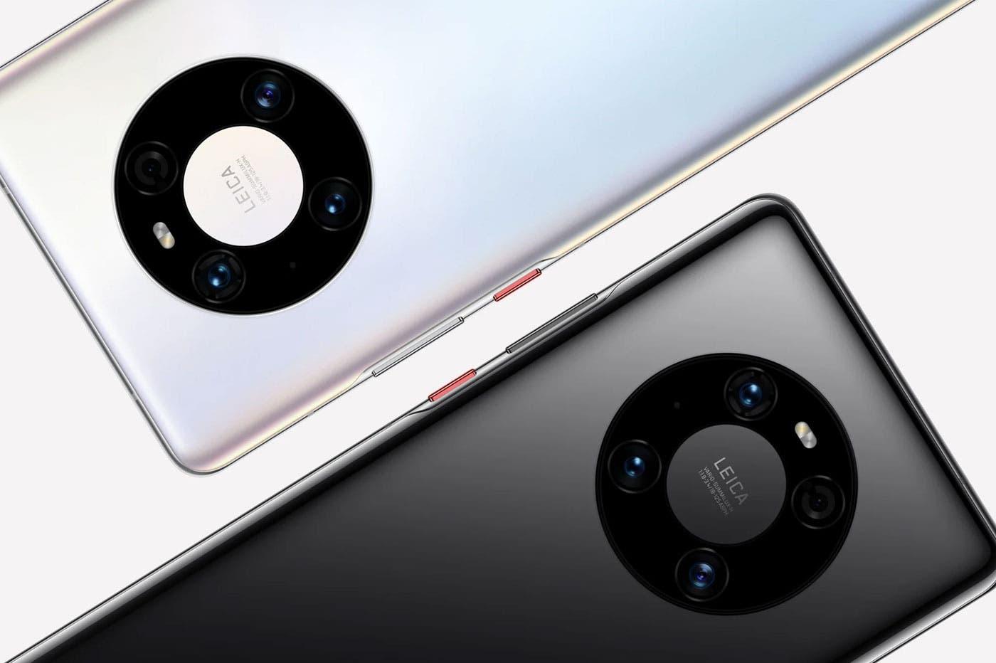 Лучшие смартфоны осени 2020 года (huaweimate40pro)