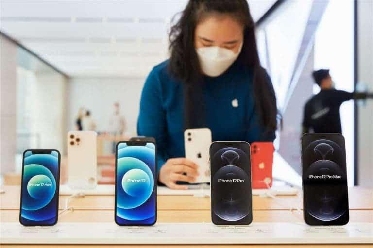 Apple заставили добавить зарядное устройство к iPhone в Сан-Пауло (iPhone 12 c 768x511 1)