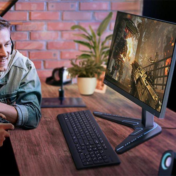 Lenovo представила два недорогих игровых монитора (le1)
