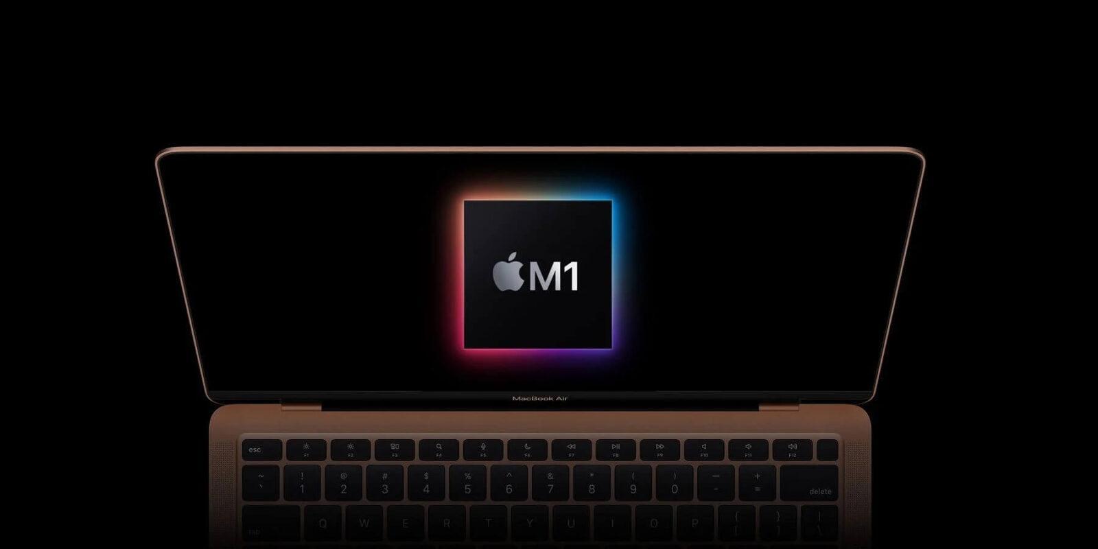 Следующее крупное обновление MacBook может произойти раньше, чем мы думали (macbook air m1)