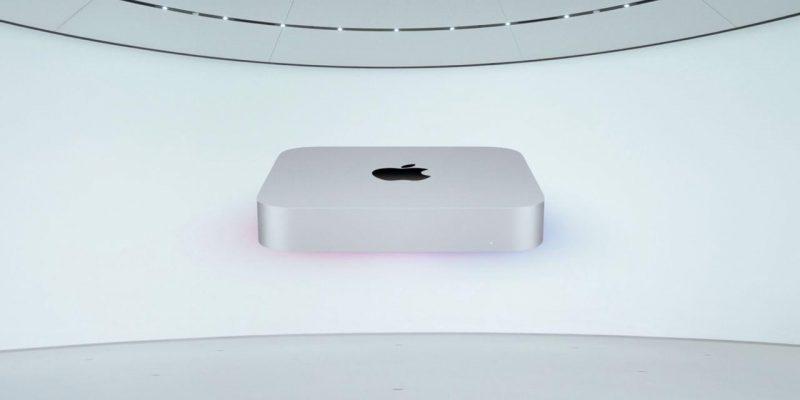 Apple представила новый Mac mini на базе процессора Apple M1 (nYbuXCW o)