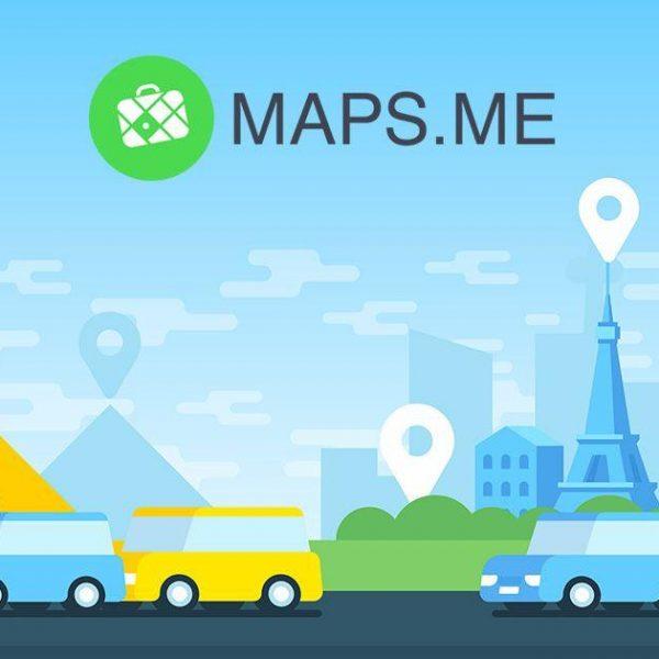 Mail.ru продала картографический сервис MAPS.ME (og mapsme)