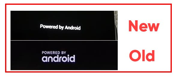 Huawei начала избавляться от Android на своих смартфонах (powered by android new vs old 1)