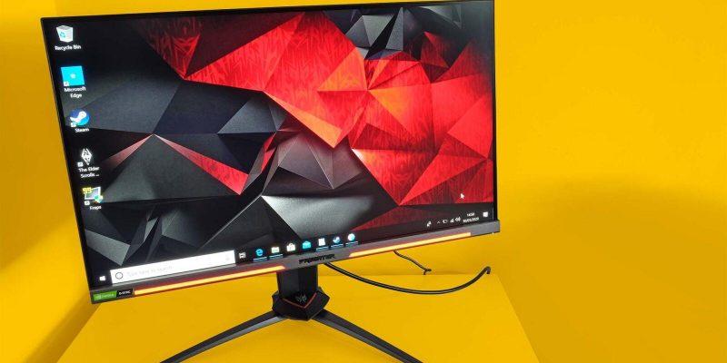 Acer привезла монитор Predator XB323UGP в Россию (preadot r9)