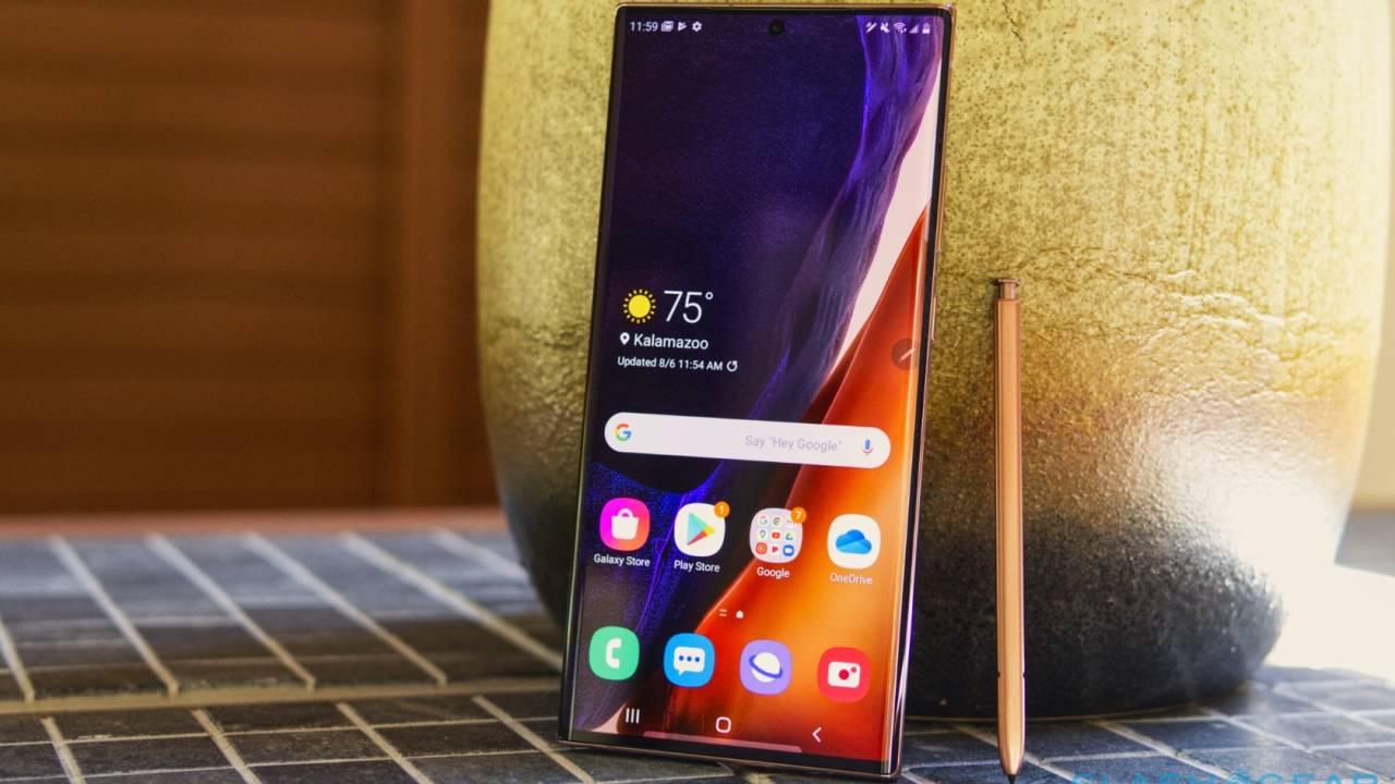 Samsung случайно подтвердил Galaxy Note20 FE (samsung galaxy note 20 ultra 16 1280x720 1)