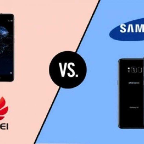Samsung и Huawei - нынешние лидеры на рынке смартфонов 5G (samsung ili huawei kto kruche 1280x720 1)