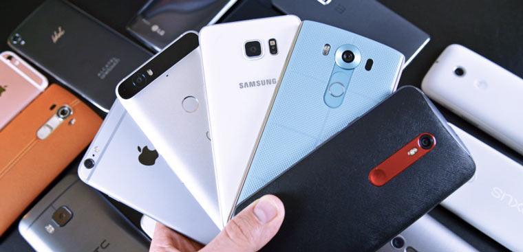 Вот список самых продаваемых смартфонов в третьем квартале 2020 года (smartphones popularities featured)