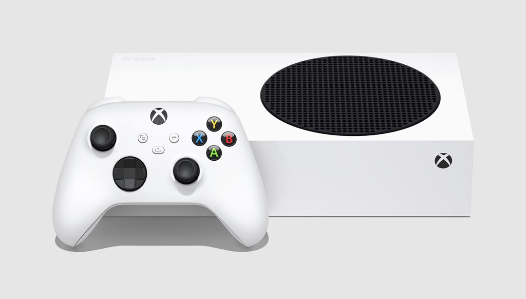 Памяти Xbox Series S может хватить только на пару-тройку игр нового поколения (still image xbox series s 5 horizontal view console controller)