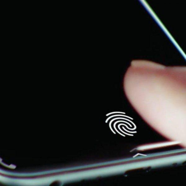 Apple получила патент на экран со встроенным сканером отпечатков пальцев (touchiddisplay 1280x720 1)