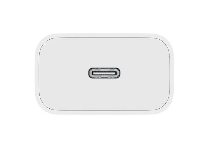 Xiaomi выпустила адаптер питания на 20 Вт совместимый с iPhone 12 (xiaomi usb c charger)